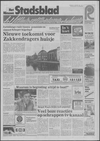 Het Nieuwe Stadsblad 1985-01-11
