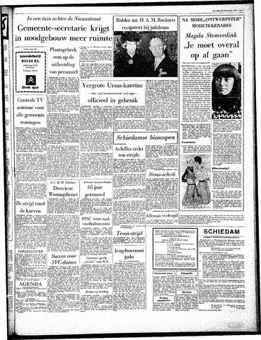 Rotterdamsch Parool / De Schiedammer 1963-12-28