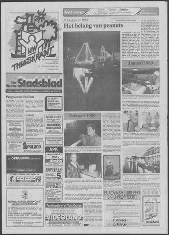 Het Nieuwe Stadsblad 1989-12-29