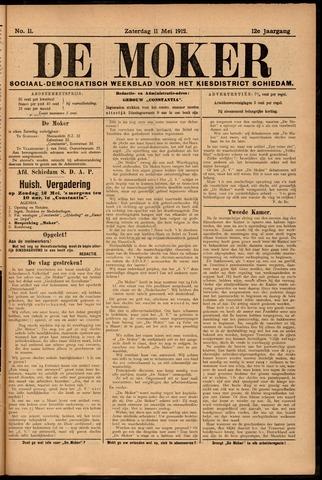 De Moker 1912-05-11