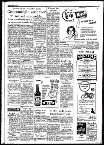 Rotterdamsch Parool / De Schiedammer 1961-07-06