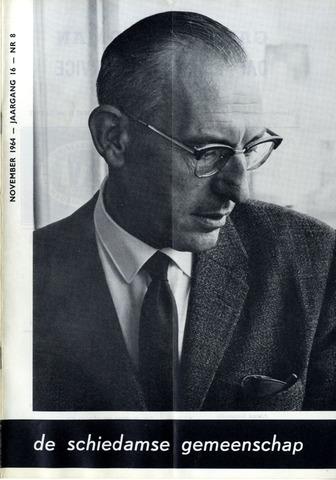 Schiedamse Gemeenschap (tijdschrift) 1964-11-01