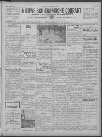 Nieuwe Schiedamsche Courant 1933-11-17
