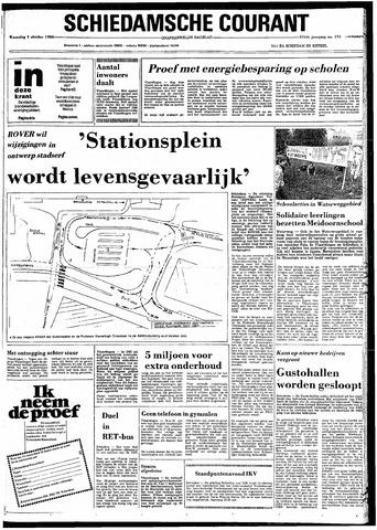 Rotterdamsch Nieuwsblad / Schiedamsche Courant / Rotterdams Dagblad / Waterweg / Algemeen Dagblad 1980-10-01