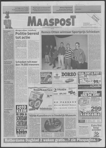 Maaspost / Maasstad / Maasstad Pers 1995-11-29