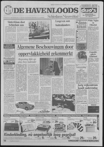 De Havenloods 1986-11-20