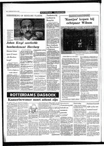 Rotterdamsch Parool / De Schiedammer 1970-02-19