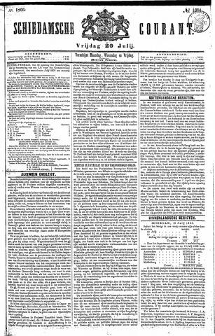 Schiedamsche Courant 1866-07-20
