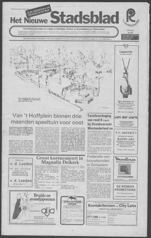 Het Nieuwe Stadsblad 1976-10-22