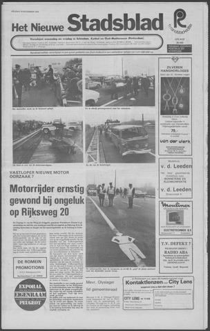 Het Nieuwe Stadsblad 1976-11-19