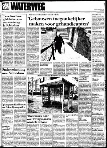 Rotterdamsch Nieuwsblad / Schiedamsche Courant / Rotterdams Dagblad / Waterweg / Algemeen Dagblad 1991-03-22
