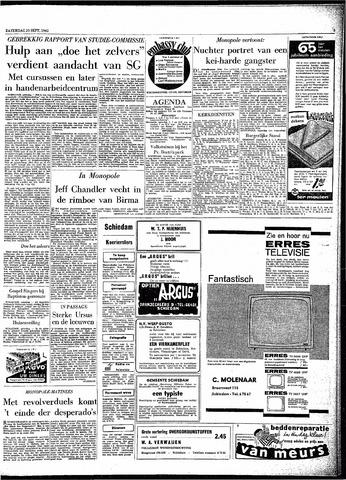 Rotterdamsch Parool / De Schiedammer 1962-09-29