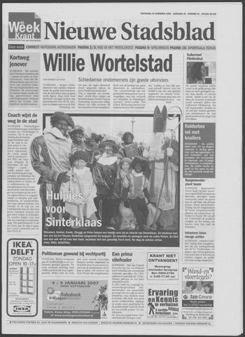 Het Nieuwe Stadsblad 2006-11-22