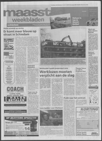 Maaspost / Maasstad / Maasstad Pers 2004-01-14