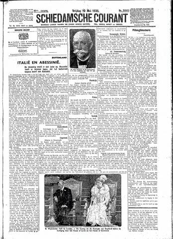 Schiedamsche Courant 1935-05-10