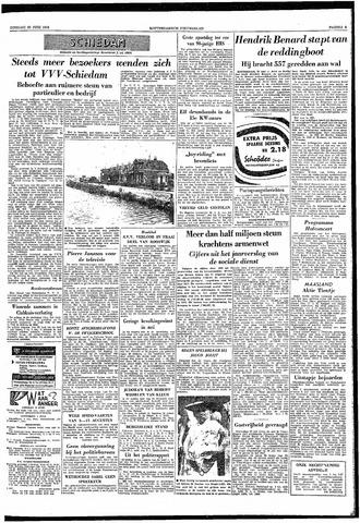 Rotterdamsch Nieuwsblad / Schiedamsche Courant / Rotterdams Dagblad / Waterweg / Algemeen Dagblad 1959-06-30
