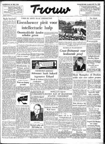 Trouw / De Rotterdammer 1956-05-26