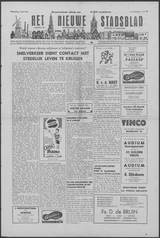 Het Nieuwe Stadsblad 1959-06-03
