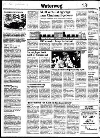 Rotterdamsch Nieuwsblad / Schiedamsche Courant / Rotterdams Dagblad / Waterweg / Algemeen Dagblad 1991-10-30