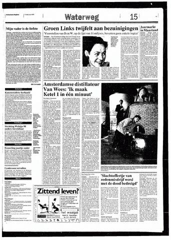 Rotterdamsch Nieuwsblad / Schiedamsche Courant / Rotterdams Dagblad / Waterweg / Algemeen Dagblad 1993-06-04