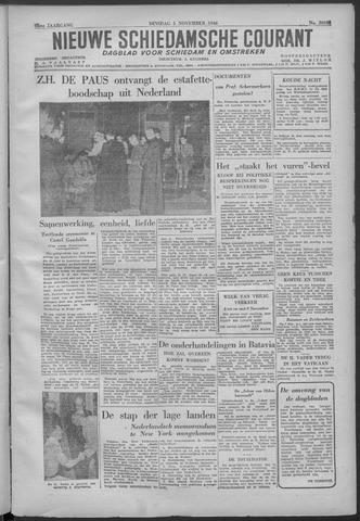 Nieuwe Schiedamsche Courant 1946-11-05