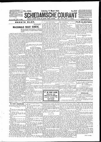 Schiedamsche Courant 1933-03-11