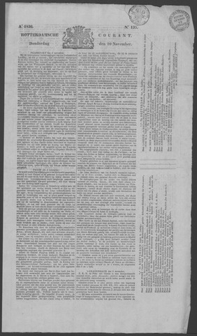 Rotterdamse Courant 1836-11-10