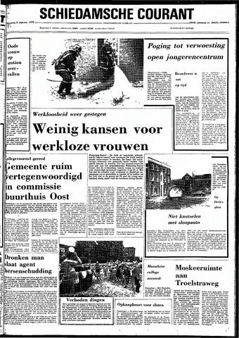 Rotterdamsch Nieuwsblad / Schiedamsche Courant / Rotterdams Dagblad / Waterweg / Algemeen Dagblad 1979-08-08