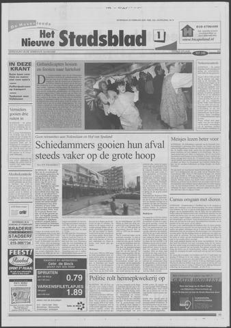 Het Nieuwe Stadsblad 2000-02-23