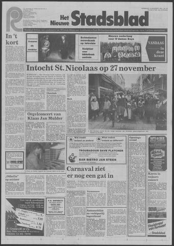 Het Nieuwe Stadsblad 1982-11-10