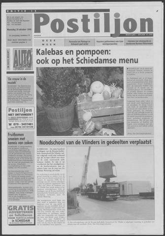 Postiljon 1998-10-28
