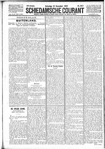 Schiedamsche Courant 1927-12-10