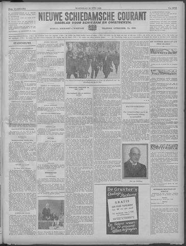 Nieuwe Schiedamsche Courant 1933-07-26