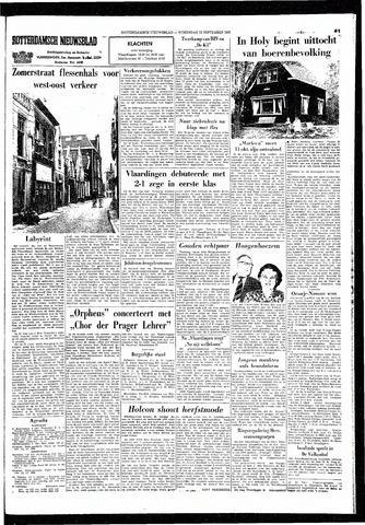 Rotterdamsch Nieuwsblad / Schiedamsche Courant / Rotterdams Dagblad / Waterweg / Algemeen Dagblad 1965-09-22