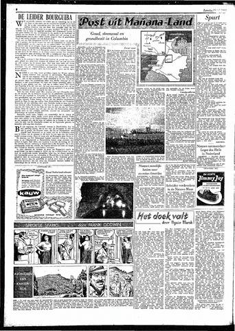 Rotterdamsch Parool / De Schiedammer 1957-07-27