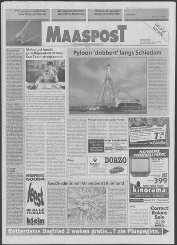 Maaspost / Maasstad / Maasstad Pers 1995-04-19