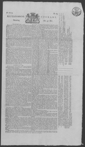 Rotterdamse Courant 1823-05-31