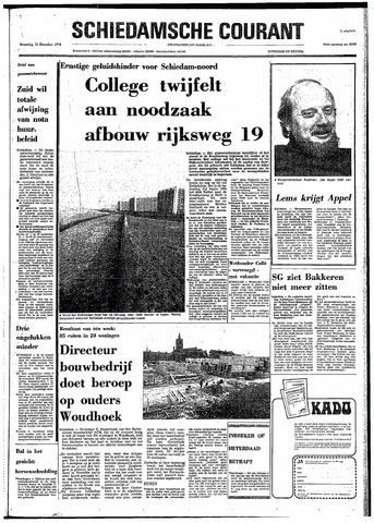 Rotterdamsch Nieuwsblad / Schiedamsche Courant / Rotterdams Dagblad / Waterweg / Algemeen Dagblad 1974-12-11