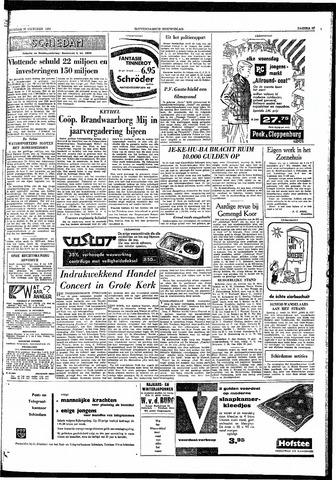 Rotterdamsch Nieuwsblad / Schiedamsche Courant / Rotterdams Dagblad / Waterweg / Algemeen Dagblad 1959-10-27