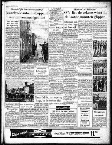 Rotterdamsch Parool / De Schiedammer 1962-06-25