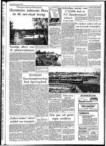 Rotterdamsch Parool / De Schiedammer 1961-08-30