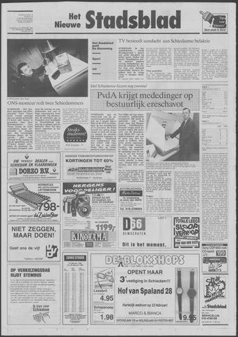 Het Nieuwe Stadsblad 1994-02-23