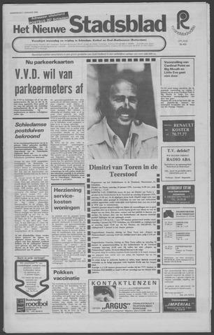 Het Nieuwe Stadsblad 1976-01-07