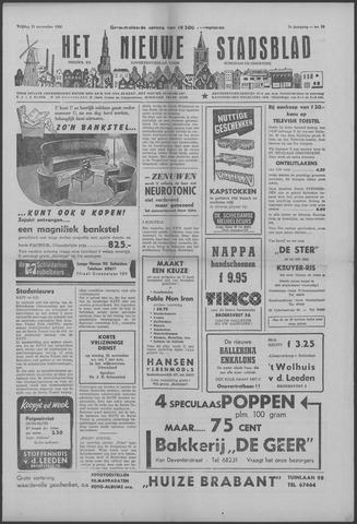 Het Nieuwe Stadsblad 1956-11-23