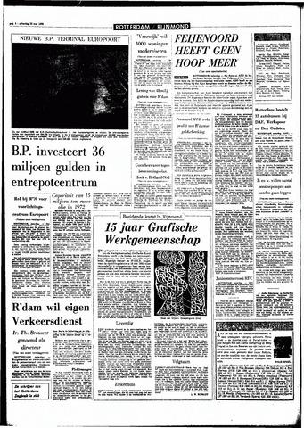 Rotterdamsch Parool / De Schiedammer 1968-05-25