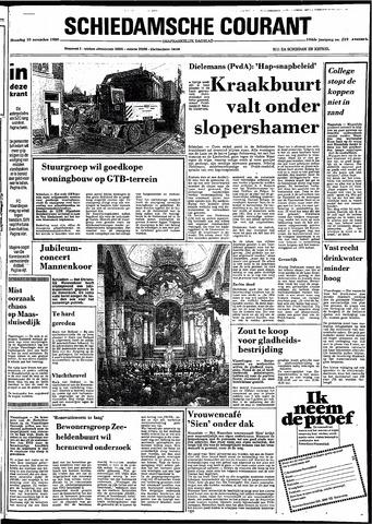 Rotterdamsch Nieuwsblad / Schiedamsche Courant / Rotterdams Dagblad / Waterweg / Algemeen Dagblad 1980-11-10