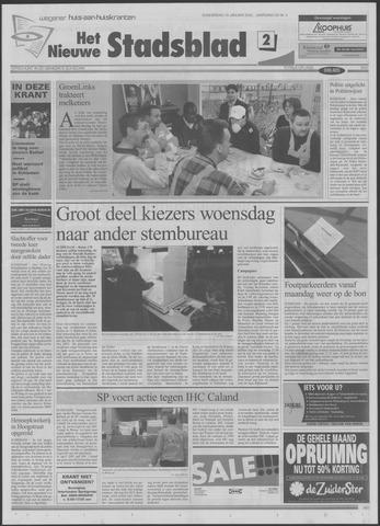 Het Nieuwe Stadsblad 2003-01-16