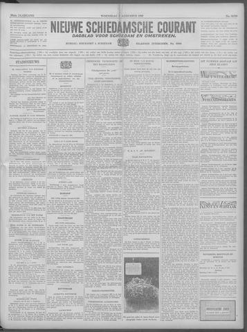Nieuwe Schiedamsche Courant 1933-08-02