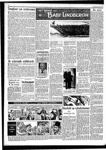 Rotterdamsch Parool / De Schiedammer 1957-03-05