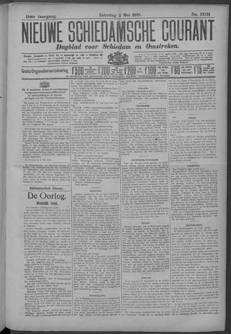 Nieuwe Schiedamsche Courant 1918-05-04